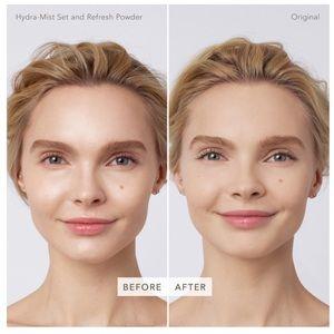 BECCA Makeup - 🆕 Becca Hydra-Mist Set & Refresh Powder
